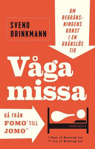 bokomslag Våga missa!