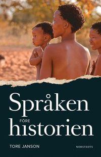 bokomslag Språken före historien