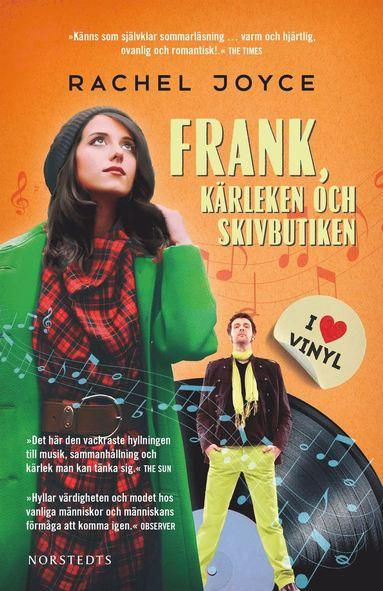 bokomslag Frank, kärleken och skivbutiken