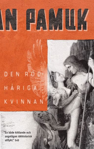 bokomslag Den rödhåriga kvinnan
