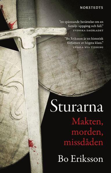 bokomslag Sturarna : makten, morden, missdåden