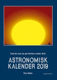 bokomslag Astronomisk kalender 2019