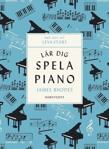 bokomslag Lär dig spela piano
