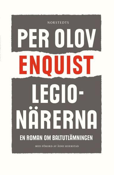 bokomslag Legionärerna : en roman om baltutlämningen