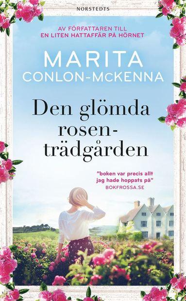 bokomslag Den glömda rosenträdgården