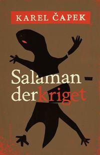 bokomslag Salamanderkriget
