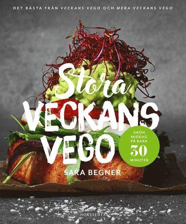 bokomslag Stora Veckans vego : grön middag på bara 30 minuter