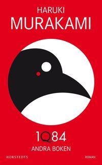 bokomslag 1Q84 : andra boken : juli-september