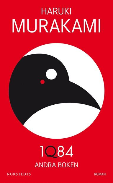 bokomslag 1Q84 : andra boken