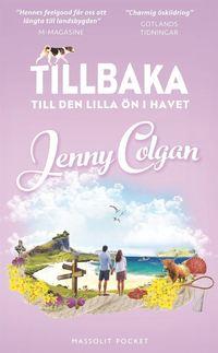 bokomslag Tillbaka till den lilla ön i havet