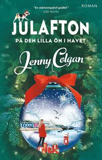 bokomslag Julafton på den lilla ön i havet