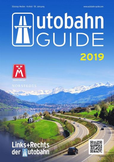 bokomslag Links und Rechts der Autobahn 2019