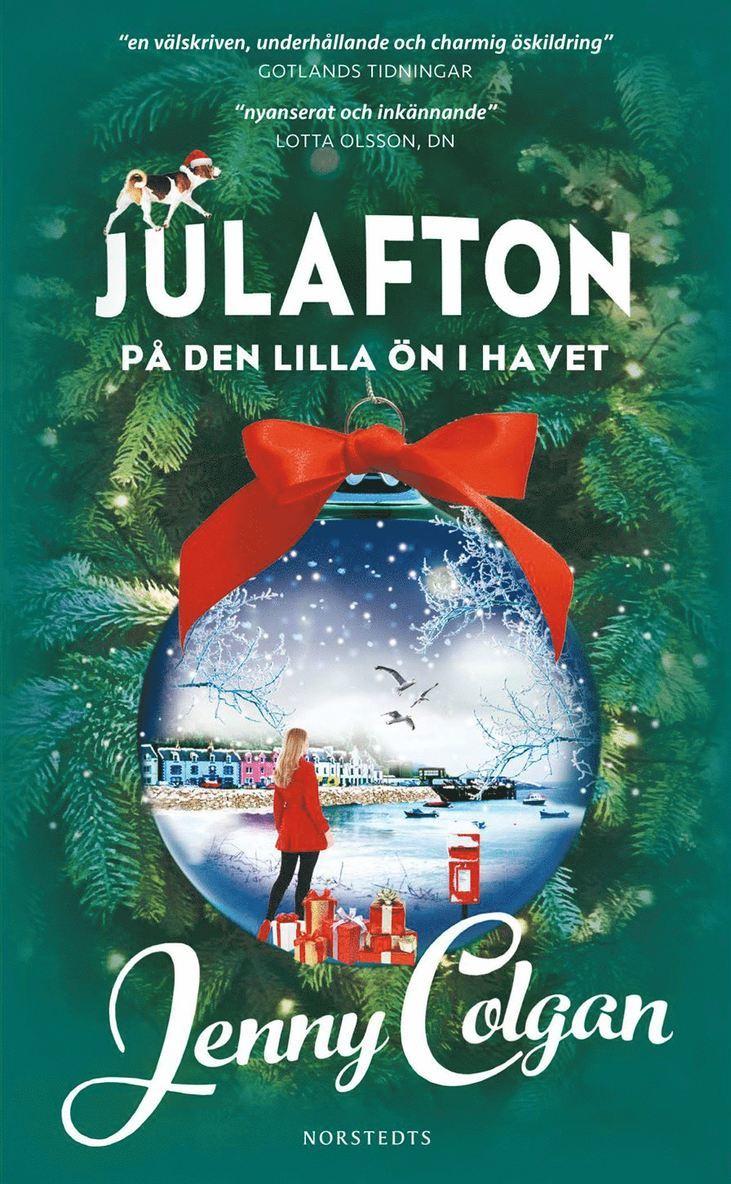 Julafton på den lilla ön i havet 1