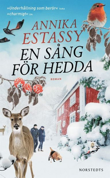 bokomslag En sång för Hedda