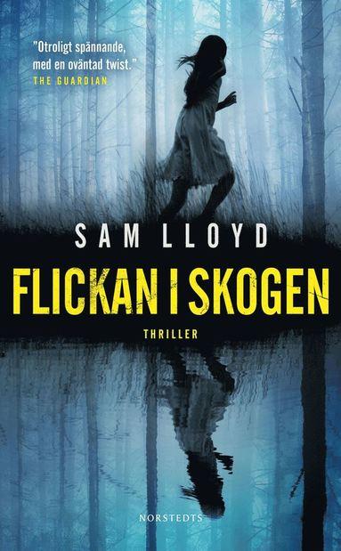 bokomslag Flickan i skogen