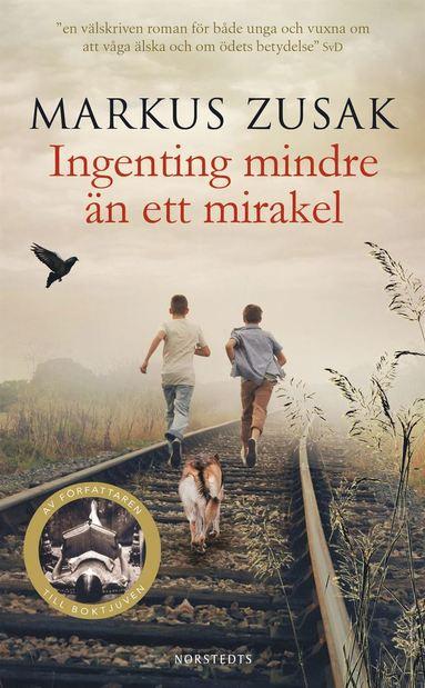 bokomslag Ingenting mindre än ett mirakel