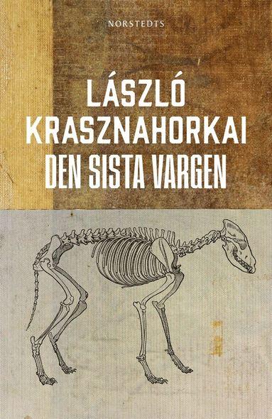 bokomslag Den sista vargen