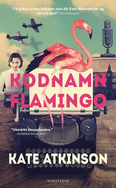 bokomslag Kodnamn Flamingo