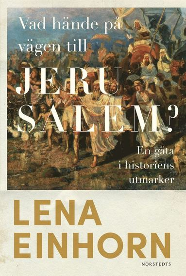 bokomslag Vad hände på vägen till Jerusalem? : en gåta i historiens utmarker