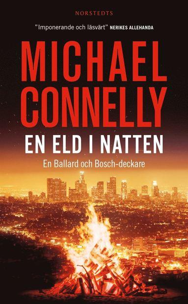 bokomslag En eld i natten