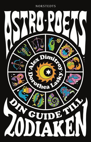 bokomslag Astro Poets : dina guider till Zodiaken