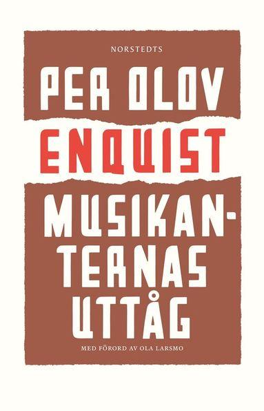 bokomslag Musikanternas uttåg