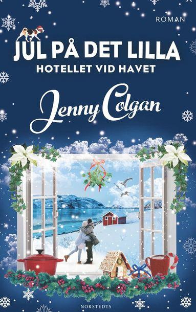 bokomslag Jul på det lilla hotellet vid havet