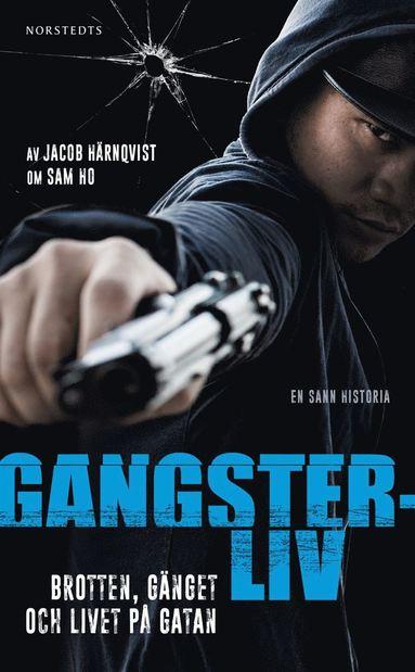 bokomslag Gangsterliv : brotten, gänget och livet på gatan - den sanna historien om Sam Ho