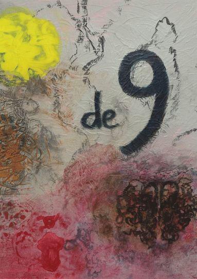 bokomslag De Nio litterär kalender 2022