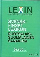 bokomslag Svensk-finskt lexikon