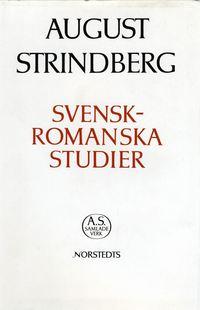 bokomslag Svensk-romanska studier : Nationalupplaga. 30, Svensk-romanska studier