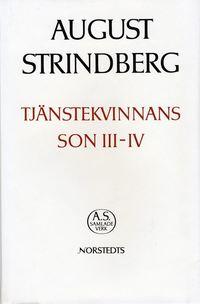 bokomslag Tjänstekvinnans son, 3-4 : nationalupplaga. 21, Tjänstekvinnans son, 3-4