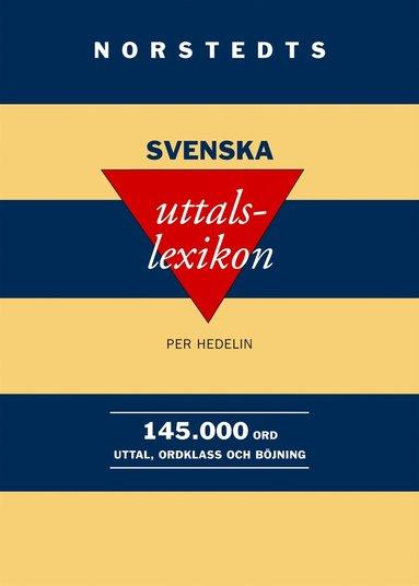bokomslag Norstedts svenska uttalslexikon
