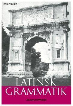 bokomslag Latinsk grammatik