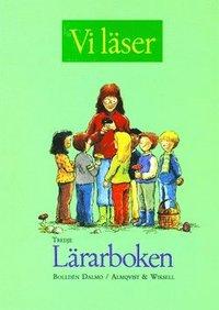 bokomslag Vi läser Tredje lärarboken