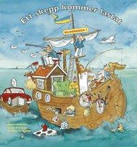bokomslag Ett skepp kommer lastat Bildordbok 1