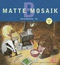 bokomslag Matte Mosaik 1 Grundbok 1B