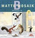 bokomslag Matte Mosaik 3 Grundbok 3B