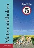 bokomslag Matematikboken 5 Bashäfte