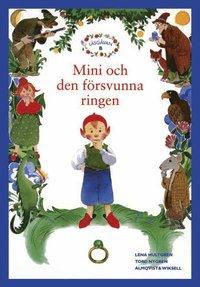 bokomslag Läsgåvan B, Mini och den försvunna ringen