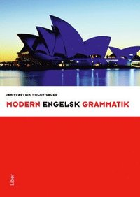 bokomslag Modern engelsk grammatik