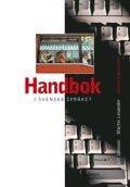 bokomslag Handbok i svenska språket