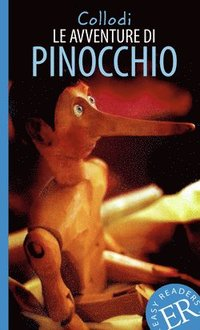 bokomslag Easy Readers Le avventure di Pinocchio nivå B - Easy Readers