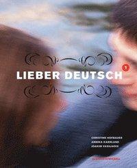 bokomslag Lieber Deutsch 1 Text o Övn inkl cd