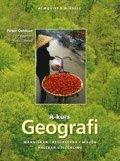 bokomslag Geografi A