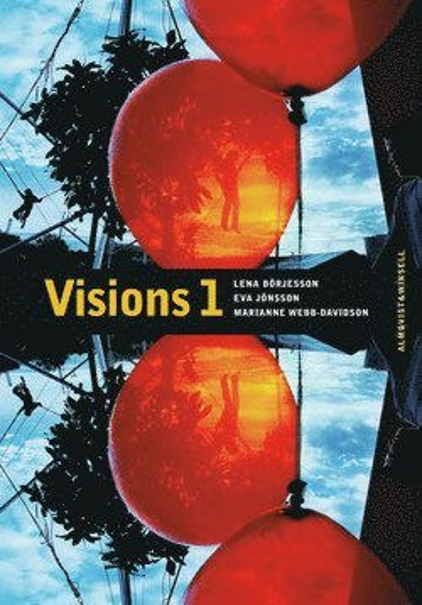 bokomslag Visions 1 Allt-i-ett-bok inkl. elev-cd och facit