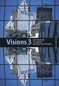 bokomslag Visions 3 Allt-i-ett bok + cd + facit