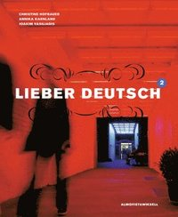 bokomslag Lieber Deutsch 2 inkl Elev-cd