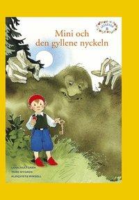 bokomslag Läsgåvan B, Mini och den gyllene nyckeln