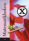 Matematikboken X